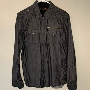 Men's G by Guess long sleeve shirt